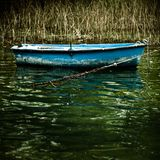 Boat at lake Royalty Free Stock Image