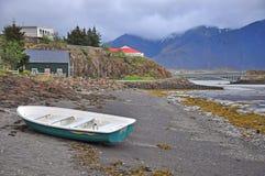 Boat at the lake Royalty Free Stock Photos