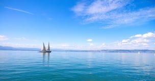 Boat at lake Royalty Free Stock Images