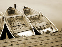 Boat on the lake (26) Royalty Free Stock Image