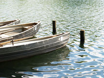 Boat on the lake (29) Stock Images