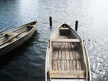 Boat on the lake (12) Royalty Free Stock Image