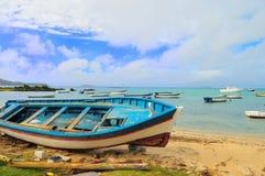 Boat Landing Station Stock Photo