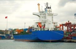 Boat logistics Royalty Free Stock Photography