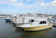 Boat marina Stock Photos