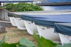 Boat marine training Stock Photography