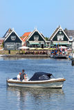 Boat Marken Holland Royalty Free Stock Images