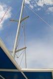 Boat mast Royalty Free Stock Photos