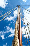 Boat mast Royalty Free Stock Photos