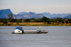 The boat Royalty Free Stock Photo