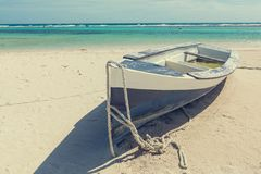 Boat in Mexico Stock Images