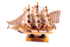 Boat model Royalty Free Stock Images