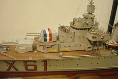 Boat model Stock Photo