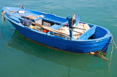 Boat. Molfetta. Puglia. Italy. Royalty Free Stock Photography