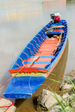 Boat moored Royalty Free Stock Photo