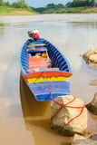 Boat moored Royalty Free Stock Images