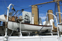 Boat Museum Royalty Free Stock Photography