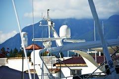 Boat Navigation Royalty Free Stock Photo
