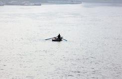 Boat in nile in egypt Royalty Free Stock Photo