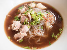 Boat Noodle Royalty Free Stock Photo