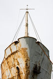 Boat Old and Rusty Royalty Free Stock Image