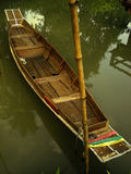 Boat. Old boat with Thai style Royalty Free Stock Image