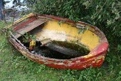 boat oold Στοκ Φωτογραφία