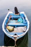 Boat opn water Royalty Free Stock Photo