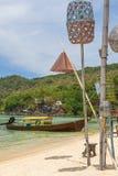 Boat in Phuket Thailand Stock Photo