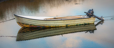 Boat. Picture of a boat Taken a sunny day. From Langø in Sandefjord, Norway Royalty Free Stock Photo