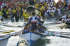 Boat Race Royalty Free Stock Images