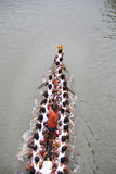 Boat races of Kerala Stock Photos