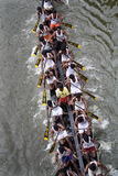 Boat races of Kerala Royalty Free Stock Photo