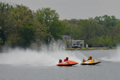 Boat Races Stock Photography