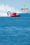 Boat Racing Royalty Free Stock Photo