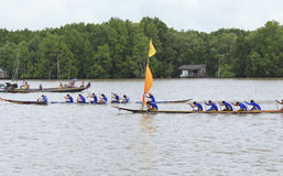 Boat Racing Royalty Free Stock Images