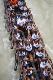 Boat Racing in Kerala Royalty Free Stock Photo