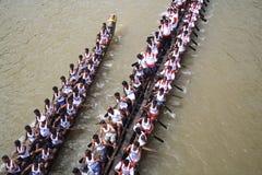 Boat Racing in Kerala Royalty Free Stock Photos