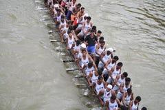 Boat Racing in Kerala Stock Image