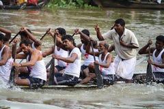 Boat Racing in Kerala Royalty Free Stock Photography