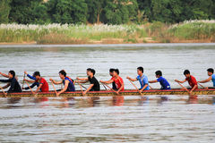 Boat racing Stock Photos