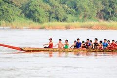 Boat racing Stock Photo