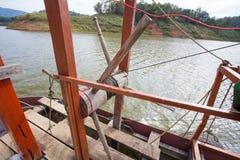 Boat ramp Stock Photography