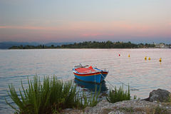 Boat at rest Royalty Free Stock Photography