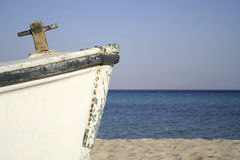 Boat, red sea, sinai Royalty Free Stock Images