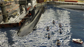 Boat regatta Royalty Free Stock Photo