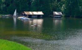 Boat rental Royalty Free Stock Photo