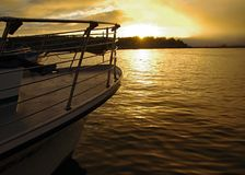 Boat at rest Stock Photo
