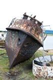 Boat retiree Royalty Free Stock Image