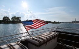 Boat rides in DC Stock Photography